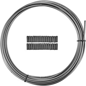 Jagwire LEX SL Shift Cable Housing Incl. End Caps 10m, ice-grey